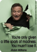Robin Williams & the Love Affair Between ADHD & Depression